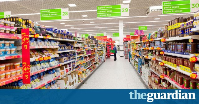 Britain's Industrial Strategy: Lessons from the Food Industry