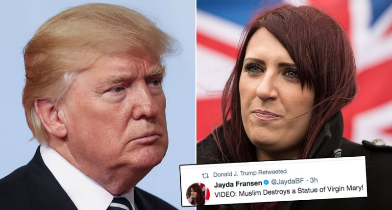 TalkRadio and BBC Radio: Trump's Embrace of Islamophobia and Hatred on Twitter