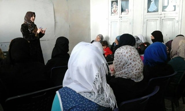 Syria's Idlib Province: Hardline Islamist HTS Says Women Have to Live With Male Guardian