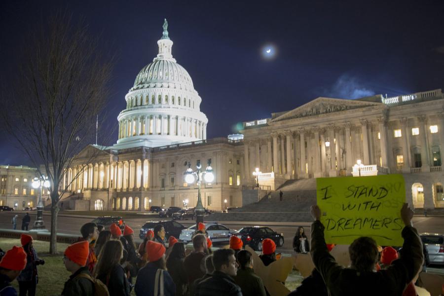 TrumpWatch, Day 367: Trump Sidelined as Legislators Try to End Shutdown