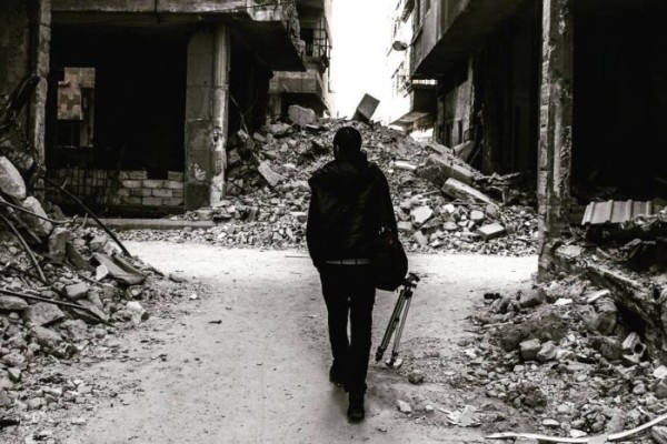 """I Forgot How to Play Cards"" — Destroying East Ghouta's Social Life"