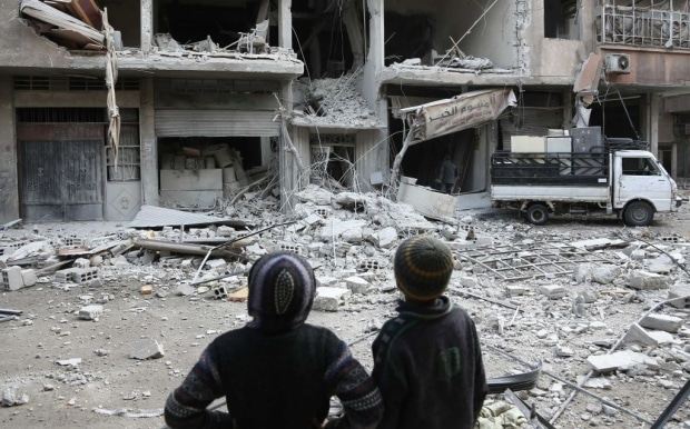 Syria Daily: Opposition — Russia Fails to Ensure East Ghouta Ceasefire