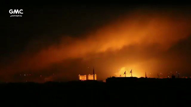 Syria Daily: Rebels Try to Take Key Regime Base Near Damascus