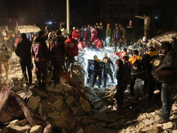 Syria Daily: Bombing and a Deadly Explosion in Idlib Province