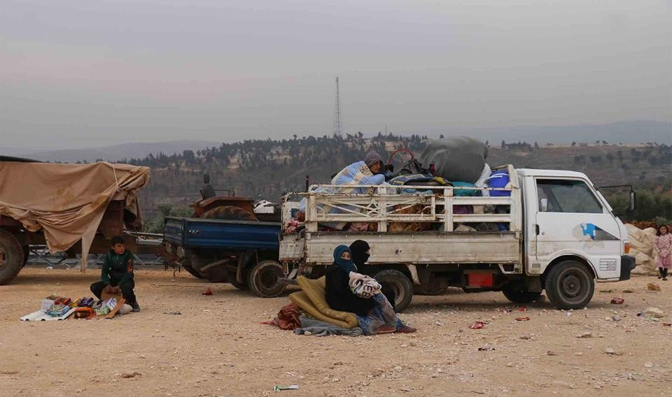 Syria Daily: 60,000+ Flee Pro-Assad Attacks on Idlib Province