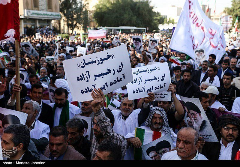 Iran Daily: Regime Holds Rallies as Protests Ebb
