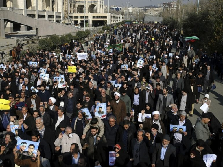 Iran Daily: Regime Tries to Rally — But Protests Continue
