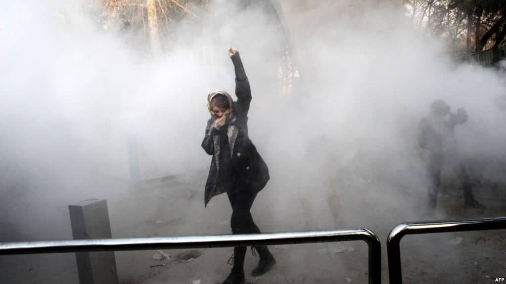 Who are the Protesters in Iran?