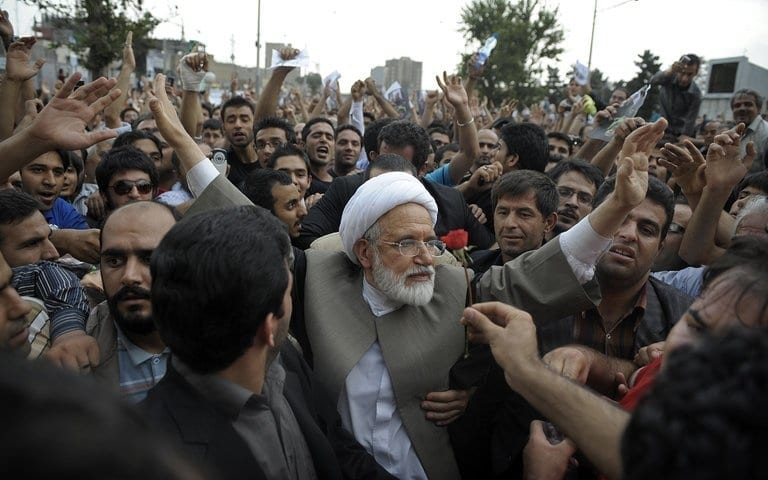 Iran Daily: Detained Green Movement Leader Karroubi Criticizes Repression of Protests
