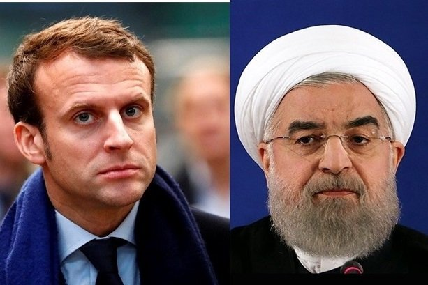 Iran Daily: Rouhani Clashes with France Over Protests