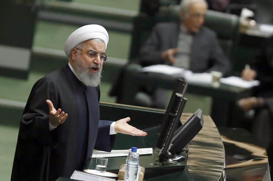 Iran Daily: Parliament Rejects Rouhani Government's Budget