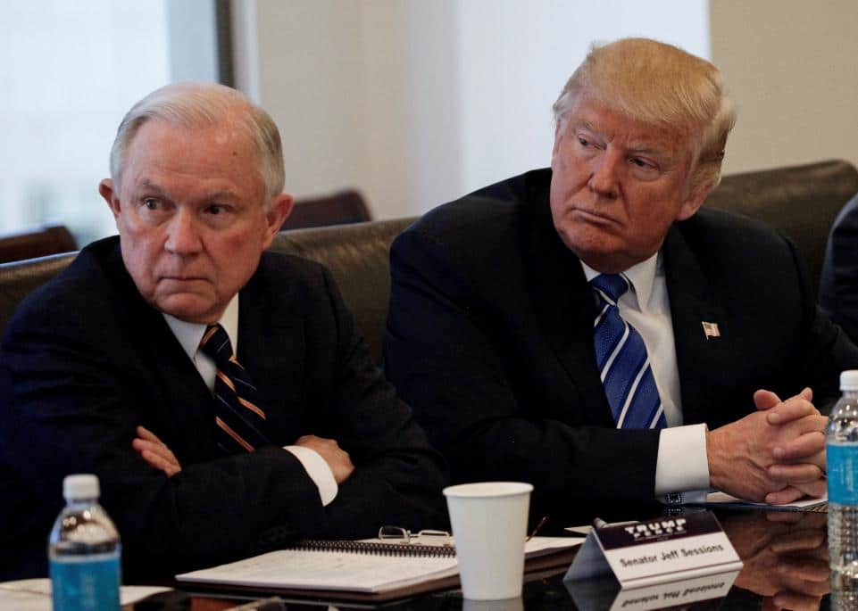 TrumpWatch, Day 351: Obstruction of Justice? Trump Tried to Block Sessions Recusal from Trump-Russia Inquiry