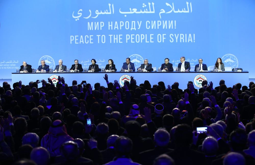 Syria Daily: Russia's Stumbling Talks End With Little Advance