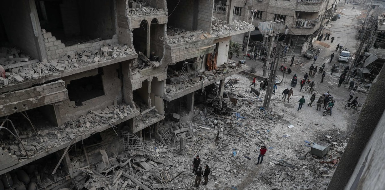 """In a Fragmented Syria, No One is """"Winning"""""""