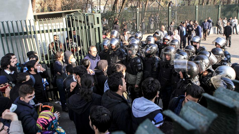 Iran Daily: Regime Warns It Will Clamp Down on Protests