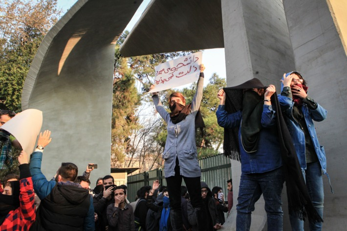 Podcast: Iran's Challenges and the Right to Protest