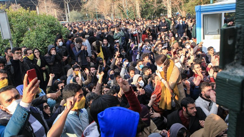 Corruption, Poverty, and Protest in Iran