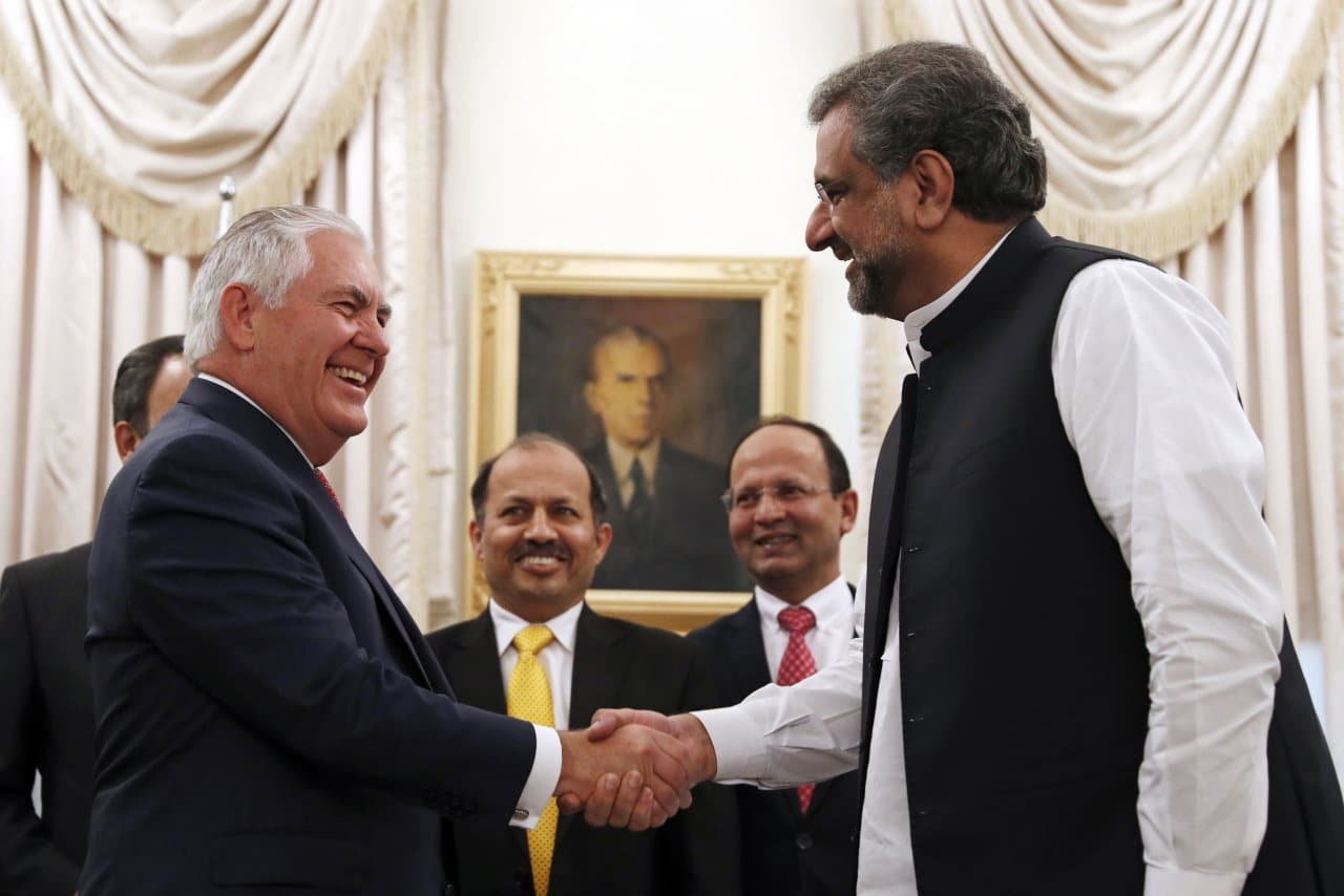 The Disfunctional US-Pakistan Relationship