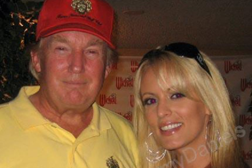 Lawyer: I Paid Porn Star Before Election Over Trump's Alleged Affair