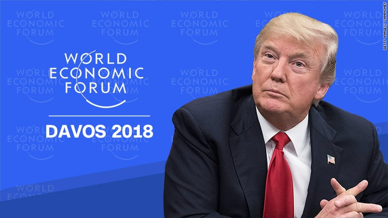 Podcasts: Donald Goes to Davos