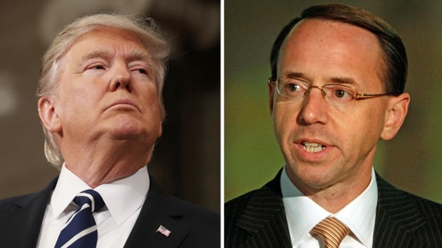 TrumpWatch, Day 372: Under Presssure, Trump Turns v. Deputy Attorney General