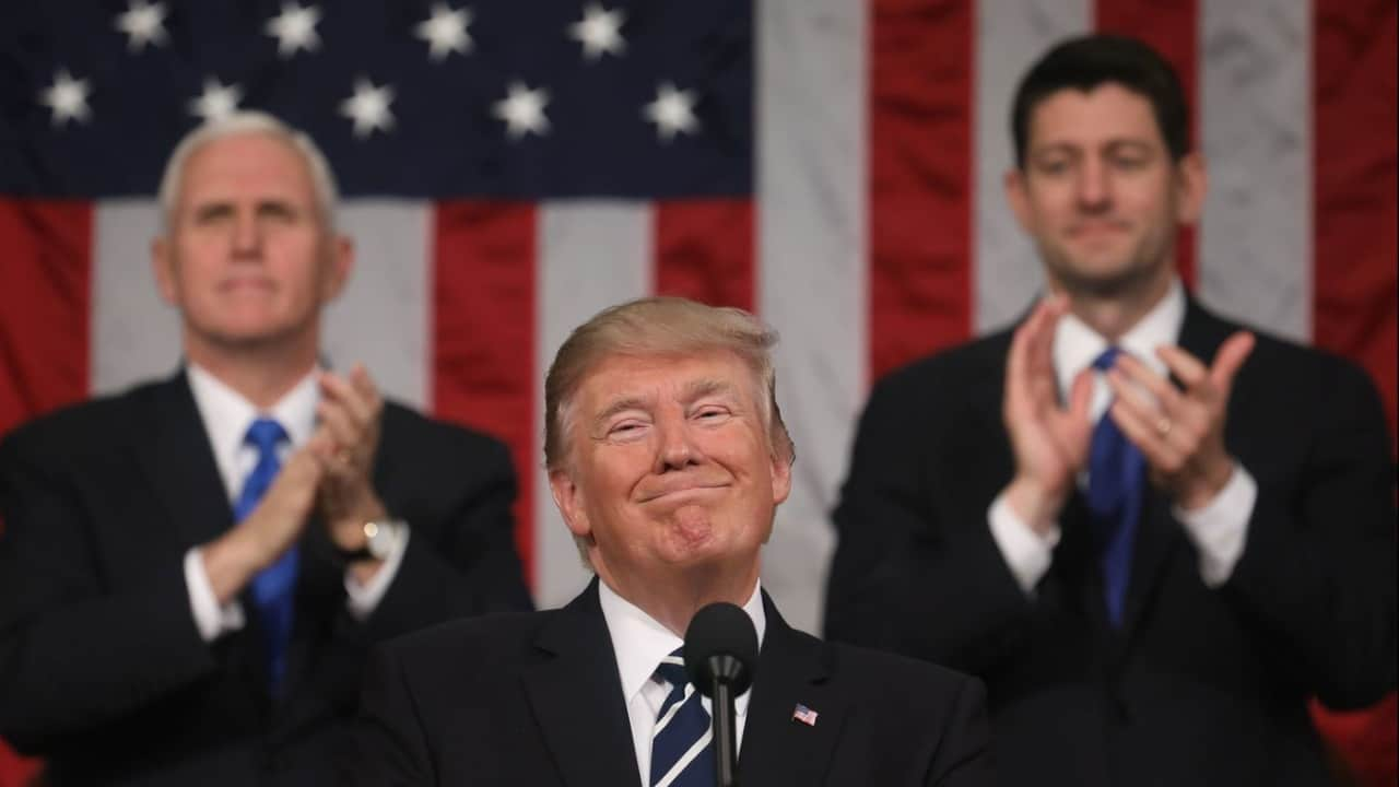 A Snap Response to Trump's State of the Union Performance