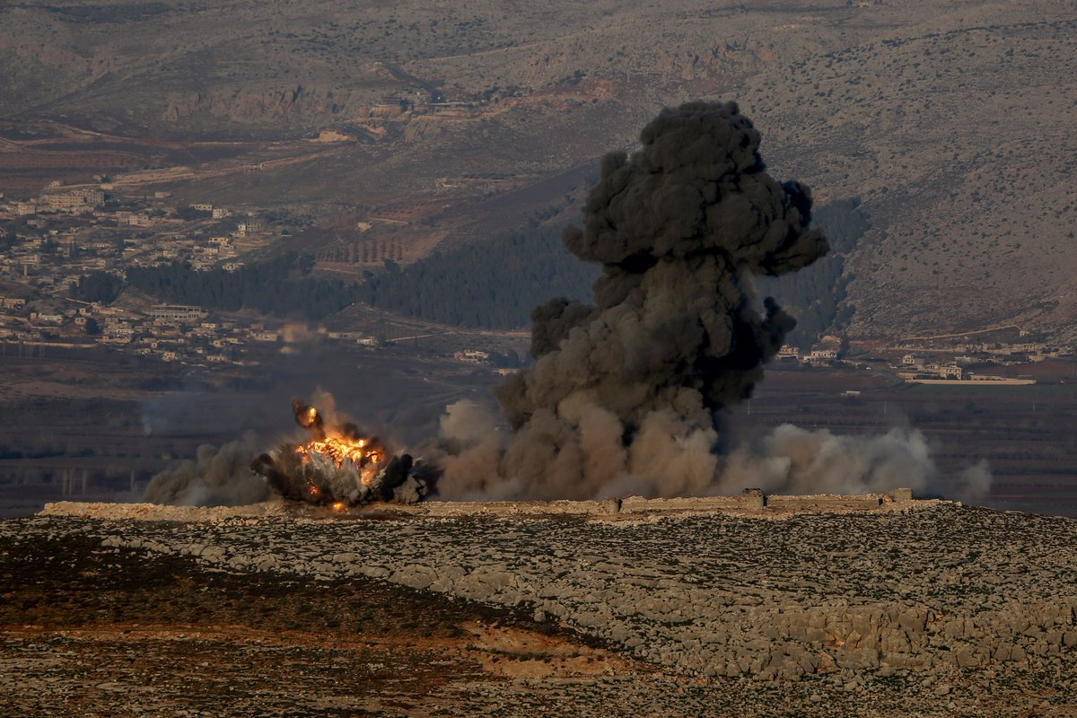 Syria Daily: Turkey Attacks Kurdish Militia as Assad Regime Takes Advantage