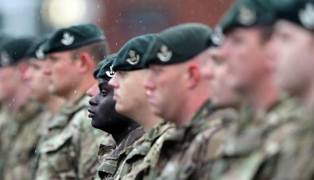 A Few Good People? British Army is Struggling to Recruit Them