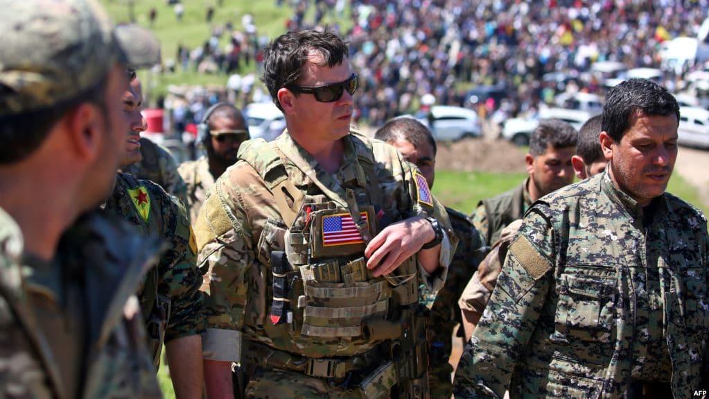 """Monocle 24: US Gamble, Turkish Threat Over a Kurdish-Led """"Border Force"""""""