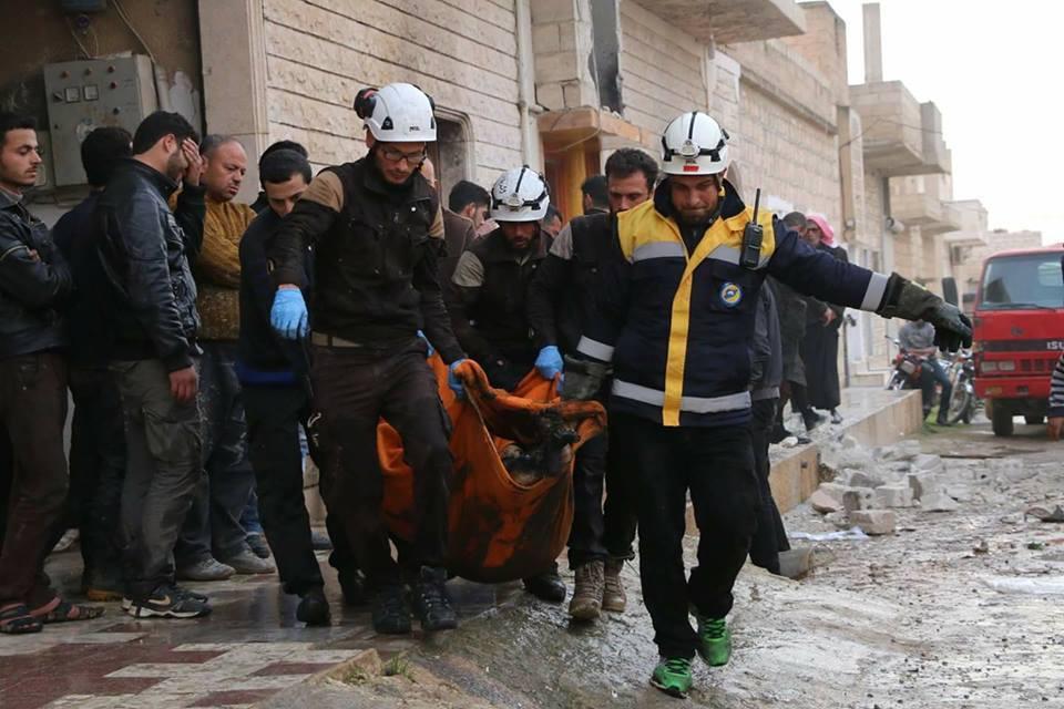 Syria Daily: Pro-Assad Attacks Kill 209 Civilians in 10 Days