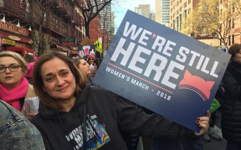 Webinar: Women's Activism and US Politics in the Trump Era