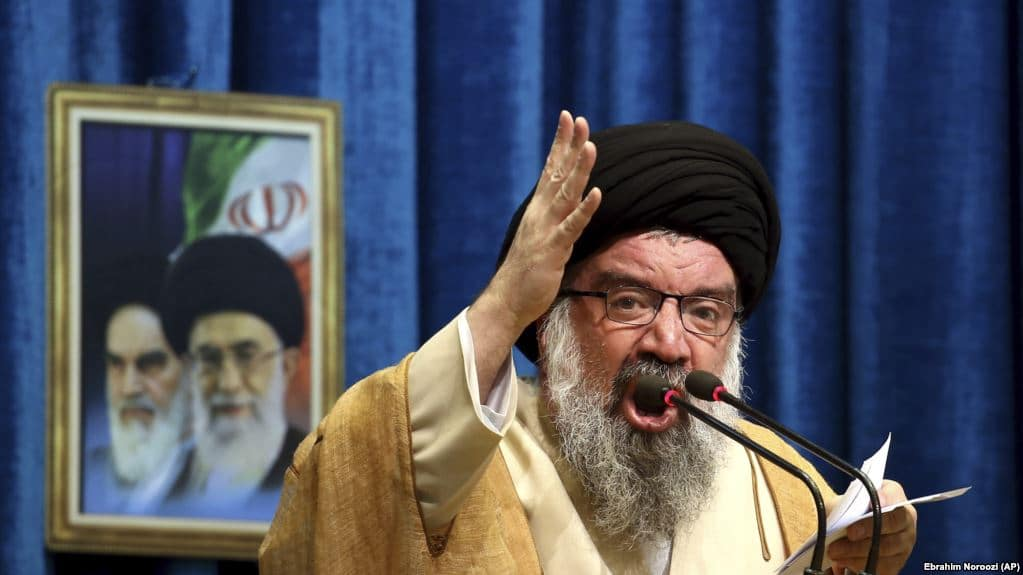 Iran Daily: Tehran Friday Leader — Some Protesters Should Be Executed