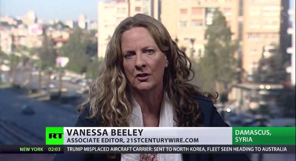 Fog of Trolls: Pro-Assad Misinformation Over Douma Chemical Attacks