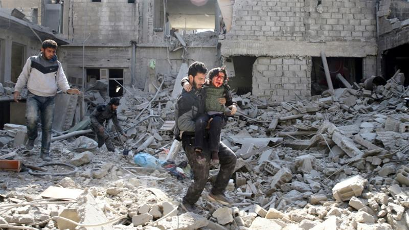 "Syria Daily: ""Waiting Our Turn to Die"" — Another 38+ Killed In East Ghouta"