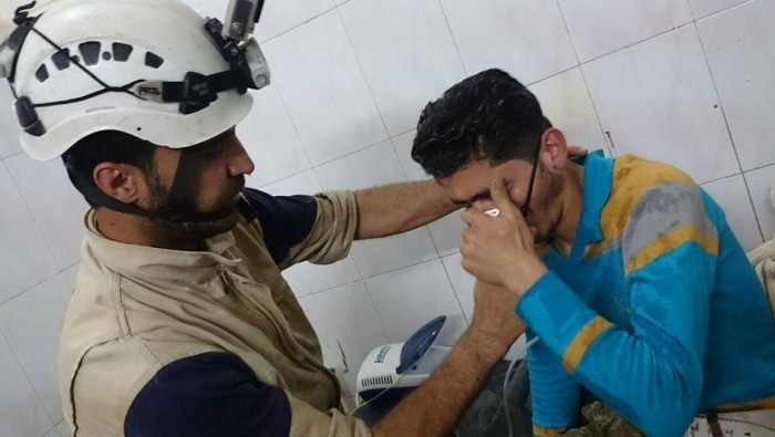 Syria Daily: US Warning Over Assad's Chemical Attacks — But Will Anything Be Done?