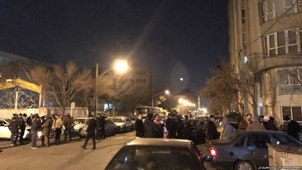 "Iran Daily: After Tehran Clashes, Rouhani Says ""Violence Against Police Will Not Be Tolerated"""