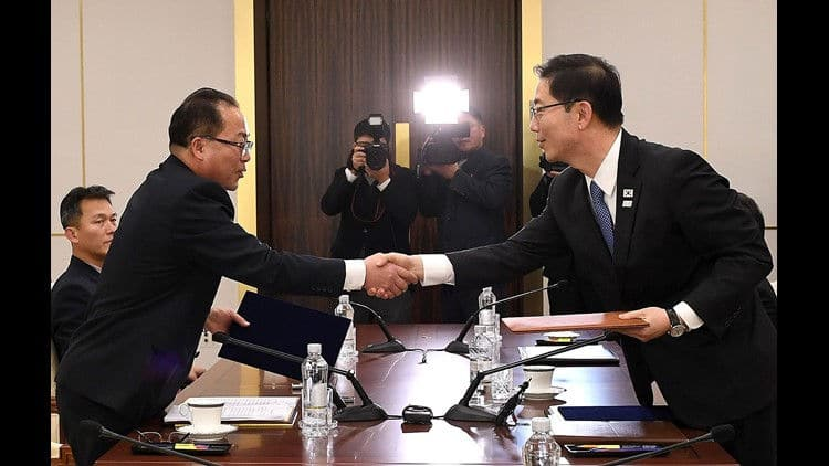 Radio France International: Trump Administration Left in Cold Amid Korean Rapprochement