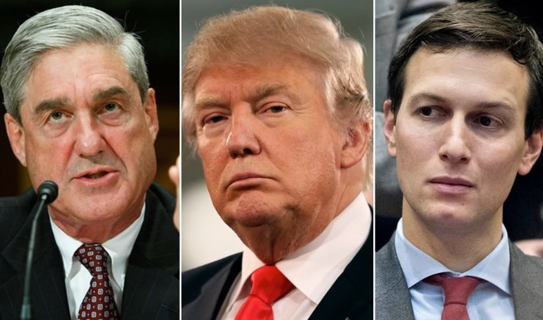 VideoCast with CNN: Trump Fumes as Mueller Closes on Kushner