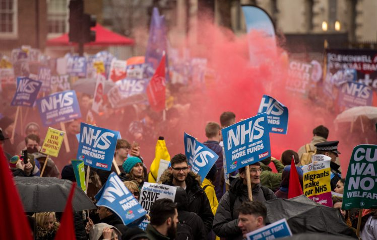 Podcast: Trump's Attack on Britain's National Health Service