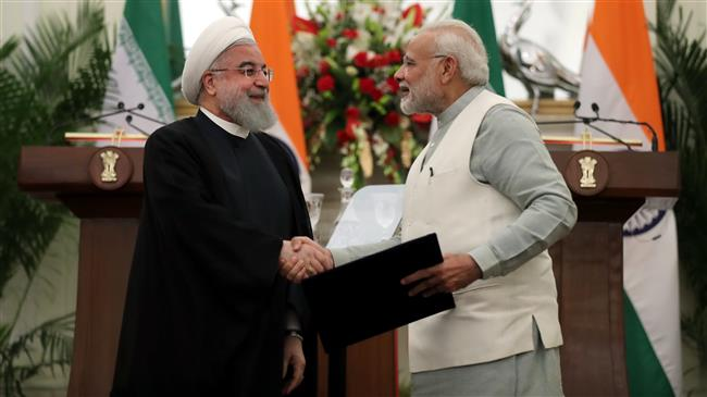 Iran Daily: Rouhani Signs Key Economic Deal with India