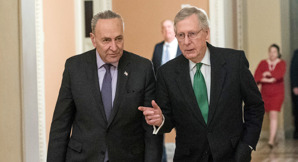 TrumpWatch, Day 384: Shutdown Averted? Spending Deal Agreed by Senate GOP and Democrats