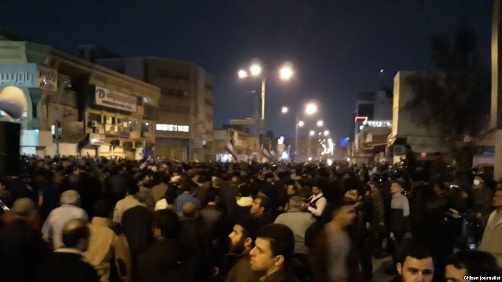 Iran Daily: Protest in Ahvaz Over Detained Steelworkers