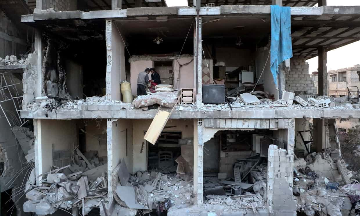 UN Gives Coordinates of Syria's Hospitals to Russia — Russia Then Attacks Hospital?