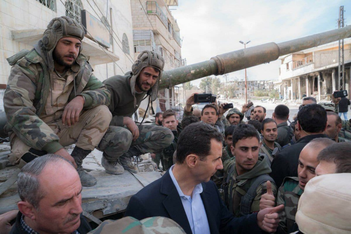 Syria Daily: US Warns Assad Against Offensive in South
