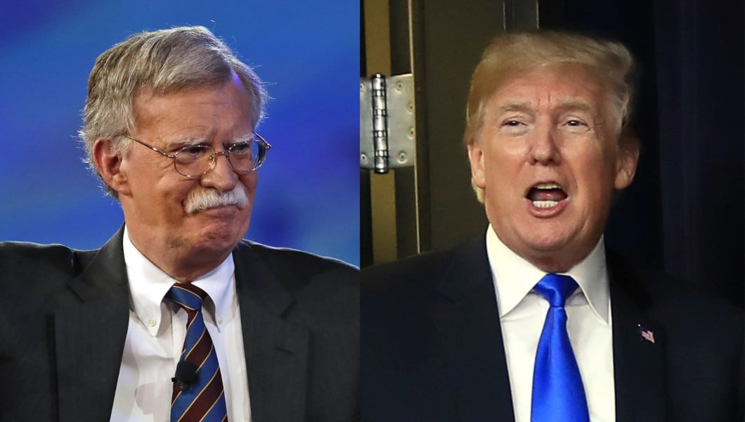 VideoCast: How Dangerous is John Bolton in a Trump White House?