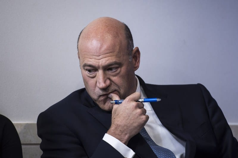 TrumpWatch, Day 411: Trump's Top Economic Advisor Cohn to Resign