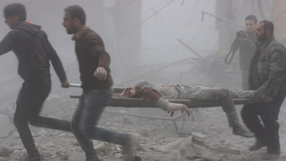 "Syria Daily: Pro-Assad Forces Kill 85 in East Ghouta Assault Amid Failed ""Aid"" Display"