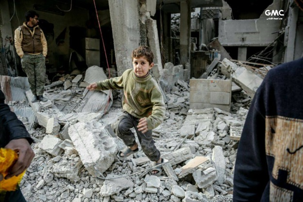 Syria Daily: 15 More Killed in Pro-Assad Assault on East Ghouta