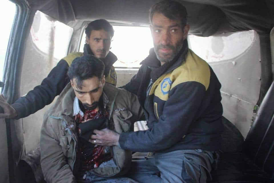 Syria Daily: Russia Challenged Over Failure to Implement East Ghouta Ceasefire