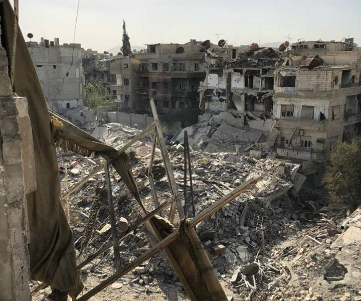 Syria Daily: The Destruction of East Ghouta